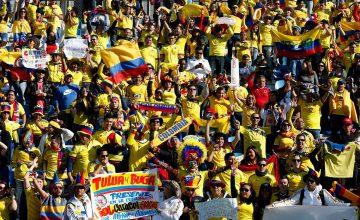La mancha amarilla: expresión de un país
