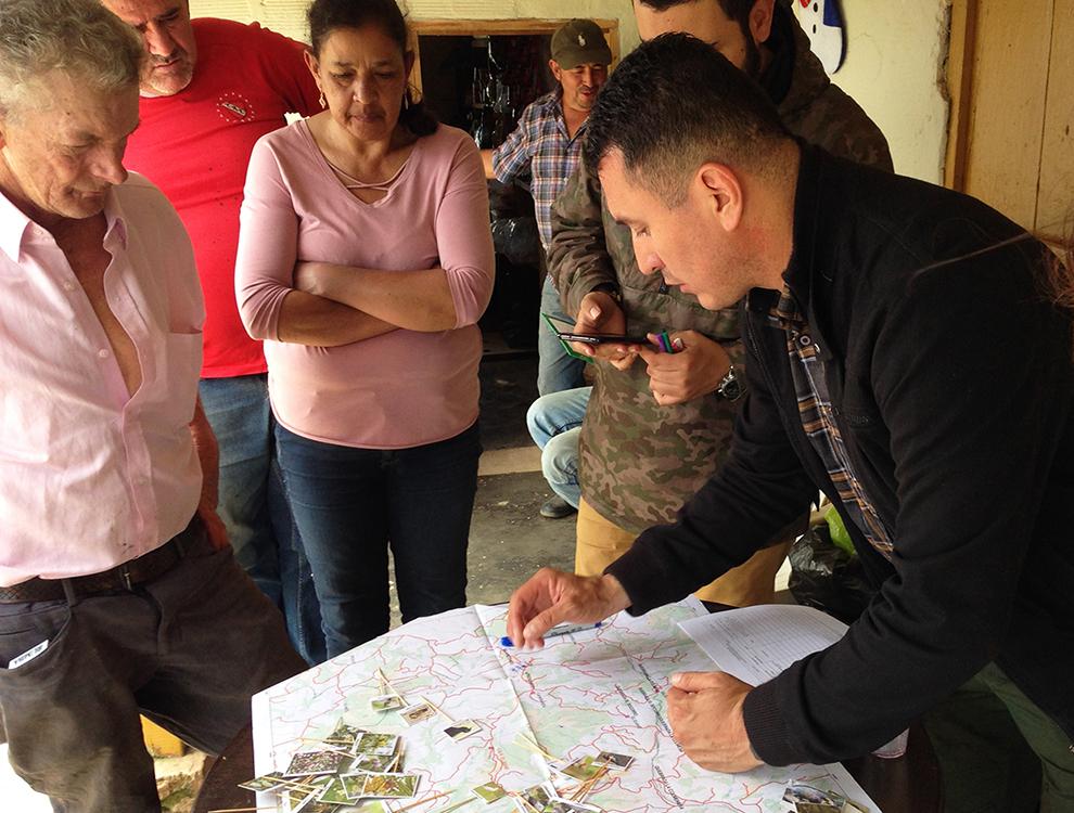 Sensibilización comunitaria SILAP San Pedro de los Milagros